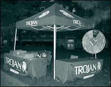 Trojan tent