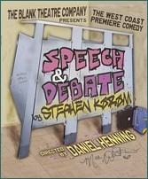 Speech & Debate booklet